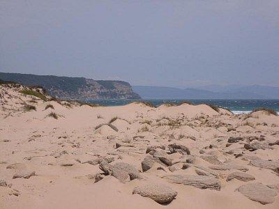 pobřeží v Los Caňos (nahrál: admin2)