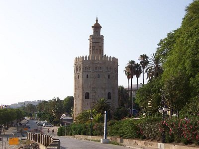 Torre del Oro - Distribuováno pod GNU Free Documentation License