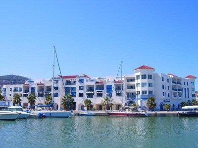 Tabarka - v přístavu (nahrál: Milka)
