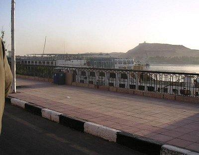 Pohled z kočáru na Nil (nahrál: admin)