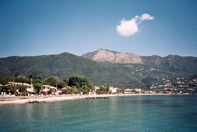 Korfu - Ipsos (nahrál: Libor)