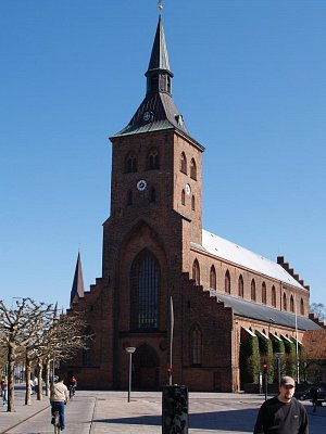 Odense, kostel (nahrál: admin)