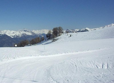 Lyžování v Alpách (nahrál: admin)