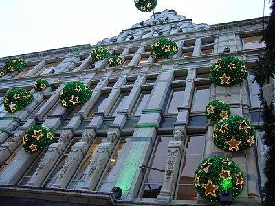 Vánoční výzdoba Kodaně (nahrál: Helča2)