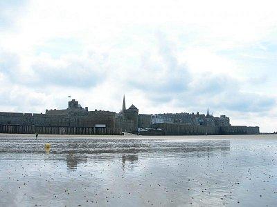 pevnost Saint Malo (nahrál: Ještěrka)