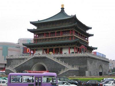 Xian - Zvonová věž (nahrál: admin)