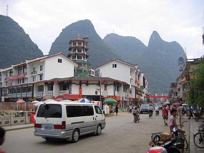 Městečko Yangzhuo (nahrál: admin)