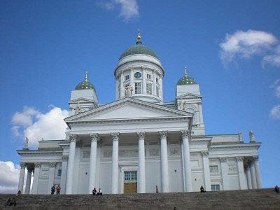 cirkevni stanek - vne teto budovy se nachazeji impozantni varhany (nahrál: Vlastimil)