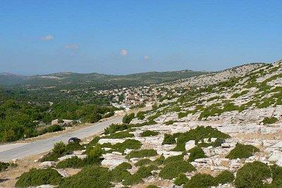 nejstarší vesnice Thassosu Theologos (nahrál: Alena Melicharová)