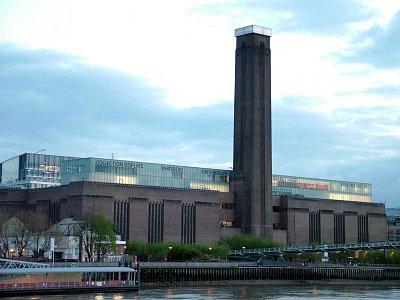 Tate Modern (nahrál: admin)
