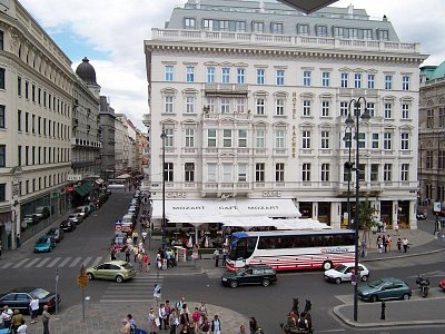 Hotel Sacher  (nahrál: admin)