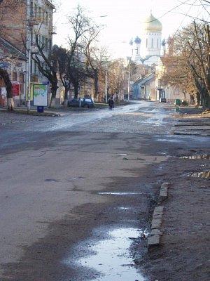 Užhorodská ulice (nahrál: admin)