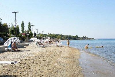 Neos Marmaras-pláž Paradisos (nahrál: Jan Jastrzembski)