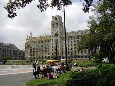 Plaza Cataluňa (nahrál: Jechort)