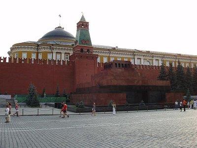 mauzoleum V.I.Lenina (nahrál: Kamil Hainc)