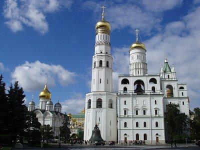 Zvonice Ivana Velikého (nahrál: Kamil Hainc)