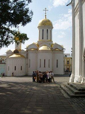 ?? nová rubrika Sergijev Posad - největší chrám (nahrál: Kamil Hainc)