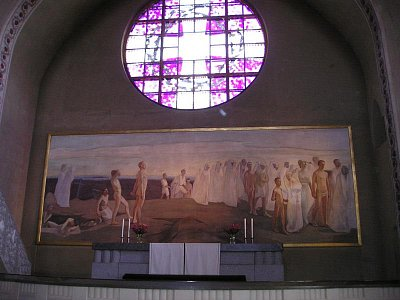 Kostel Tuomiokikkko (nahrál: Jarmila  Macháčková)