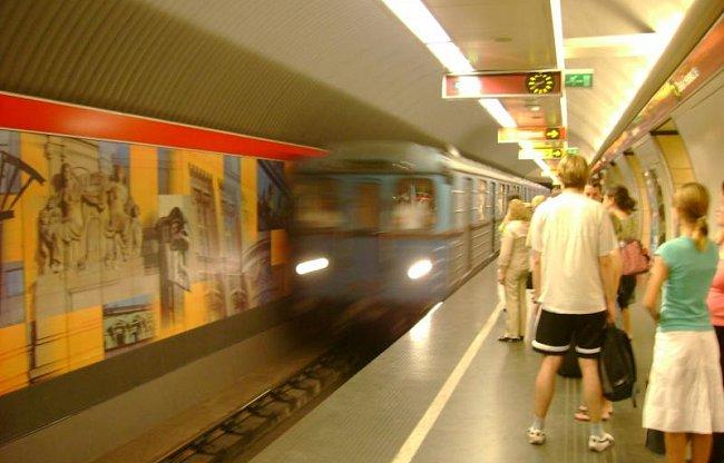 Budapešť v létě 2009