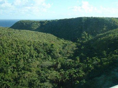 pohoří GUANIGUANICO - CESTOU DO vIŃÁLES (nahrál: best)