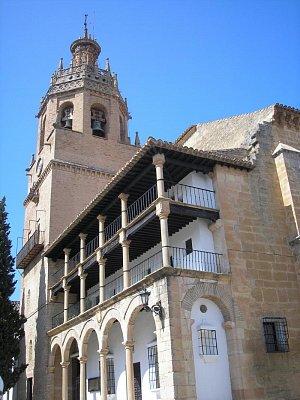 kostel Santa María la Mayor (nahrál: ladka)