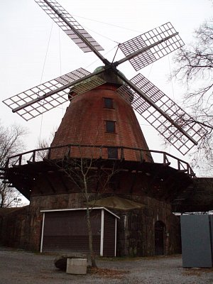 Větrný mlýn v Turku (nahrál: Jiří Birner)