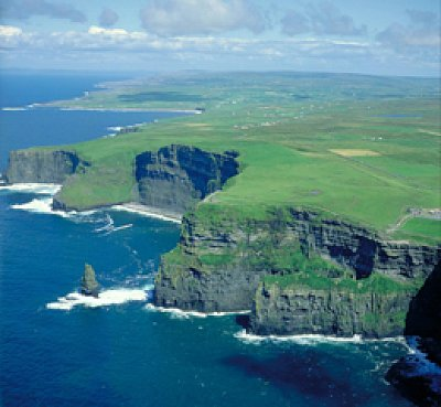 Cliffs of Moher, Clare (nahrál: admin)