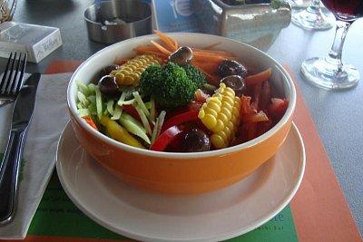 Jídlo pro vegetariány (nahrál: Trochy)