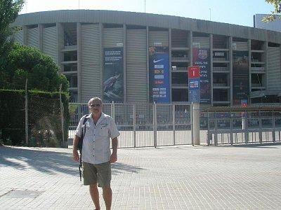 Stadion Camp Nou (nahrál: Jana Schottnerová)