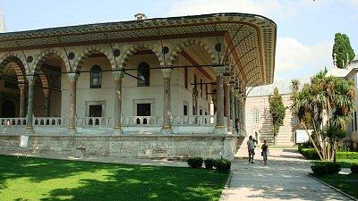 Istanbul-topkapi (nahrál: Hana Konrádová)