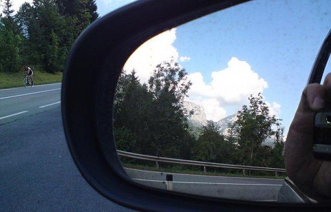 Rakousko - Salzbursko (Zell am See): Deníček z dovolené 2010