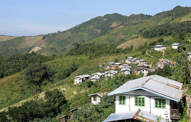 Myanmar (Barma) 2010 - 2. část