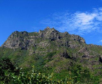 Kapverdy - ostrov Sao Nicolau