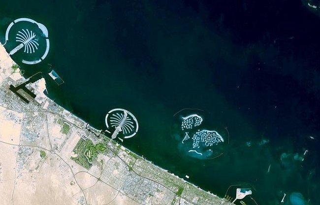 Ostrovy vyrostlé z ropy