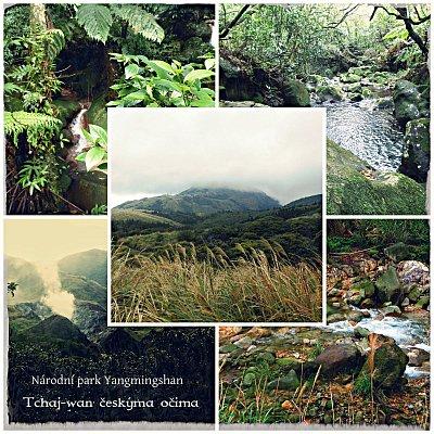 Yangmingshan NP (nahrál: zadevaterohorami)