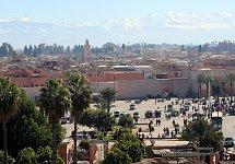 Marrakech - mesto