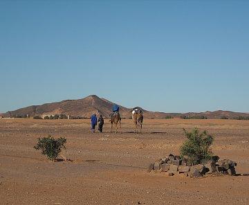Marocko - Erg Chebi