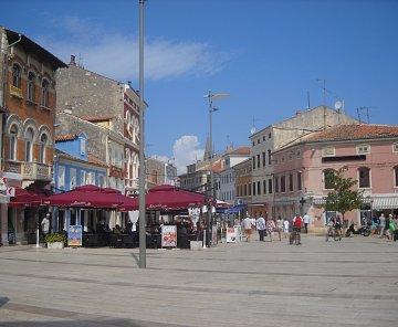 Chorvatsko 2012 - Novigrad