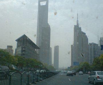 Čína - Šanghaj- Peking