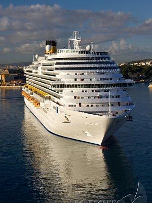 Nejnovější výletní loď světa - Costa Diadema