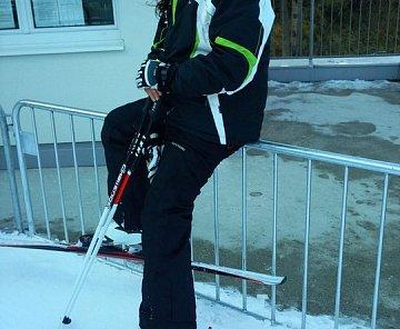 Rakouské lyžovačky
