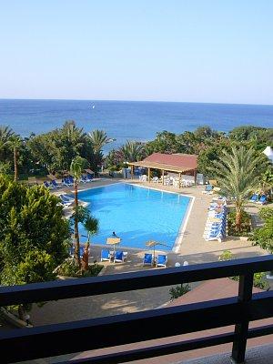 Kypr . Protaras . Hotel Crystal Springs