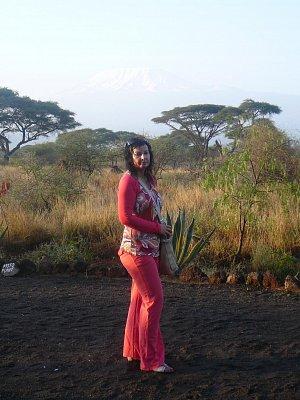 Keňa 2012- únor/březen