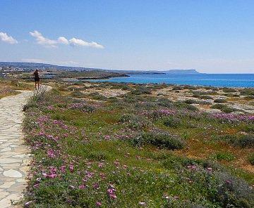 Kypr,  Protaras a okolí, Troodos