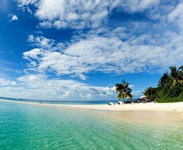Maledivy 2014