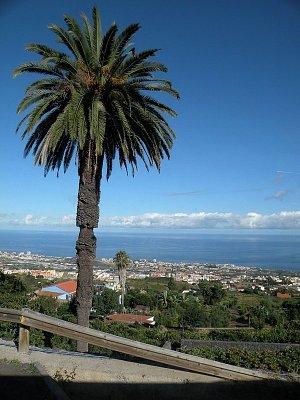 Naše cesta po Tenerife