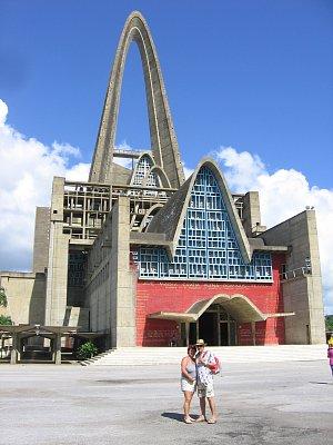 Dominikánská republika září 2011